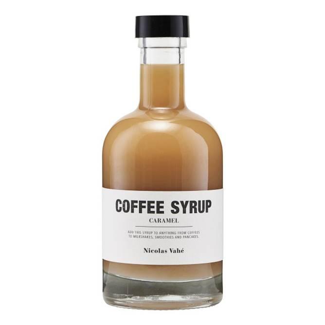 Bilde av Kaffesirup -karamell