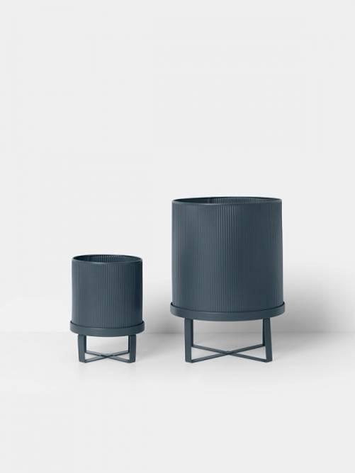 Bilde av Bau pot - dark blue small