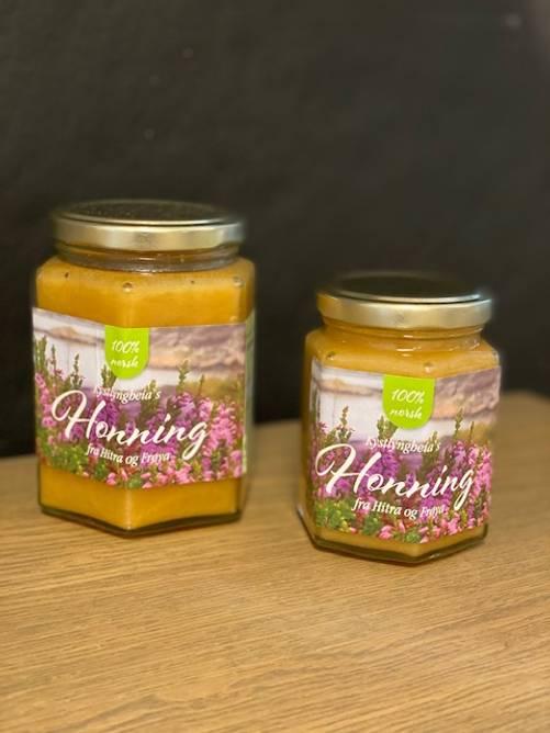 Bilde av Kystlyngheia`s honning 250 g