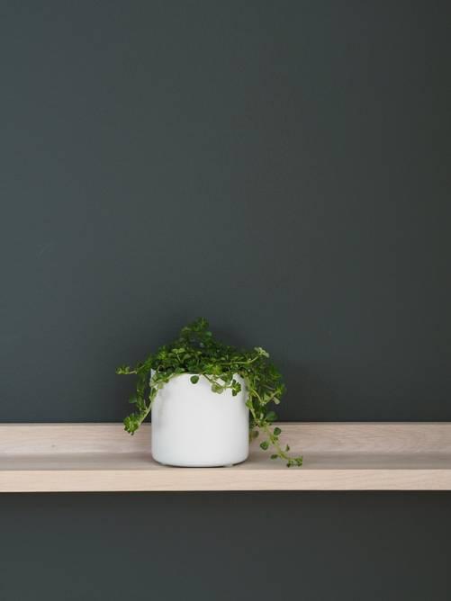 Bilde av Mini Potte 8cm Hvit