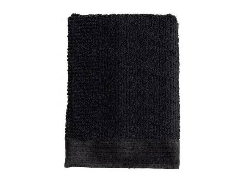 Bilde av Zone Classic Badehåndkle 70 x 140 cm Black