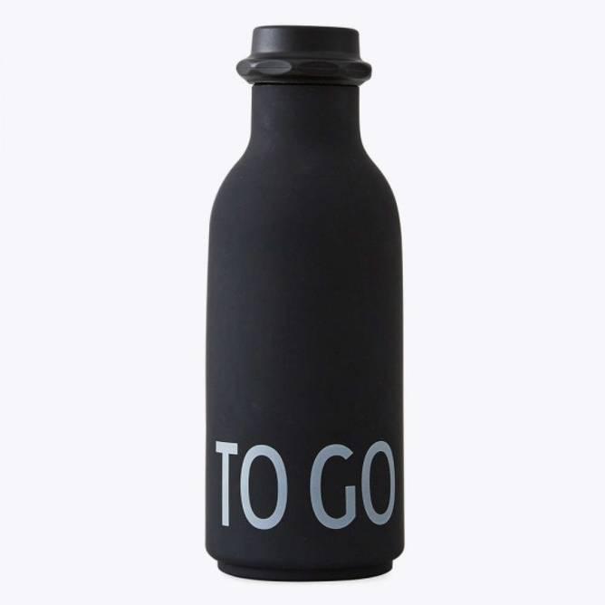 Bilde av To go drikke flaske - Sort