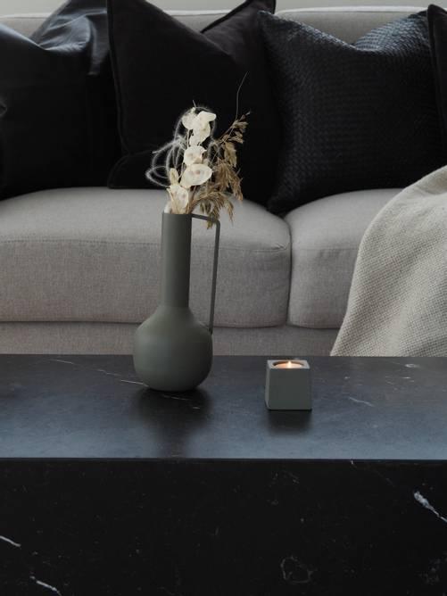 Bilde av Florero vase 24 cm Oliven