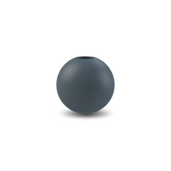 Bilde av Cooee Ball Vase 20cm Blå