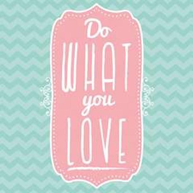 Bilde av Napkin 33 Do What You Love