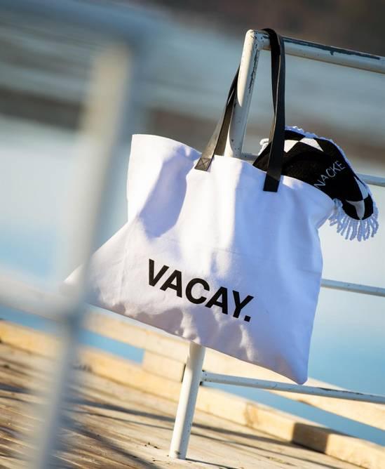 Bilde av Staalnacke Vacay shopping bag