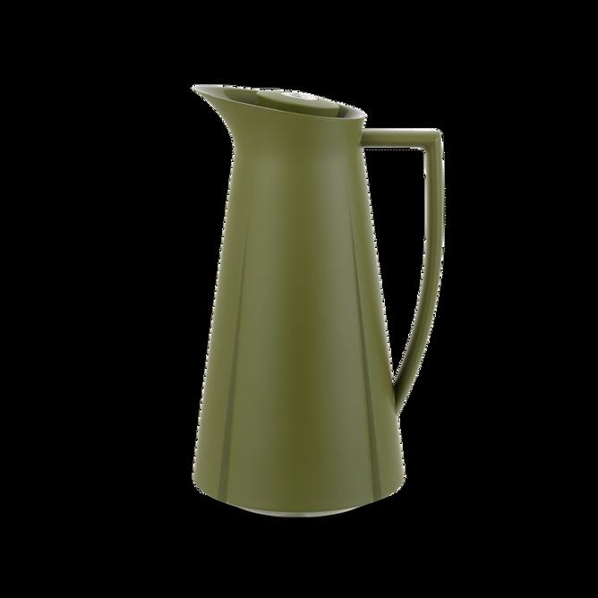 Bilde av GC Termokanne 1 L Olivengrønn