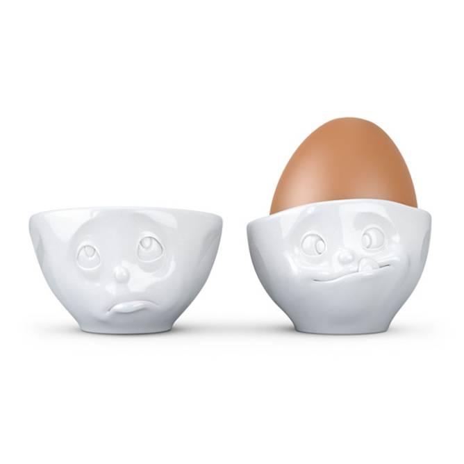 Bilde av Eggeglass - Tassen 2pk