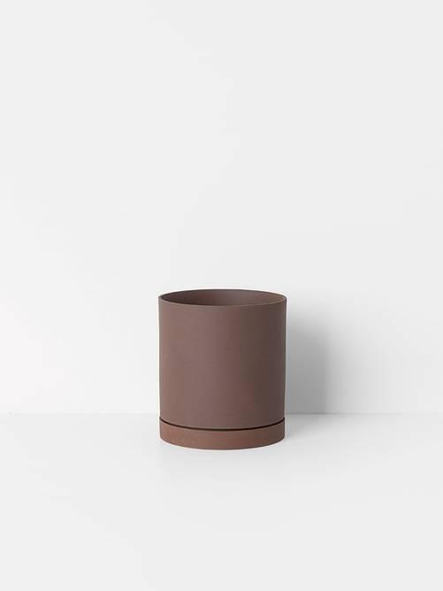 Bilde av Sekki Pot - Rust - Large