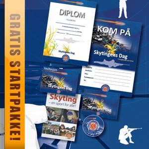 Bilde av Oppstart pakke Skytingens Dag