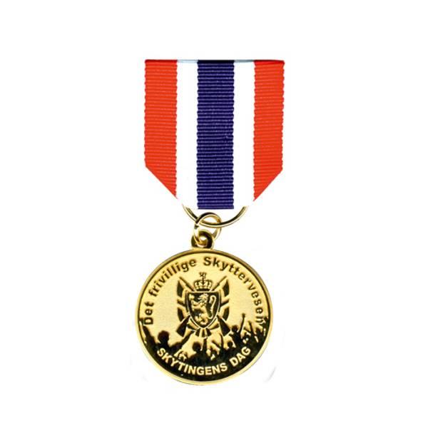 Medalje Skytingens Dag