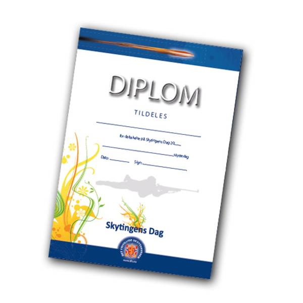 Diplomer Skytingens Dag
