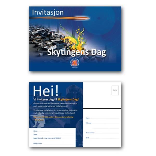 Invitasjoner Skytingens Dag