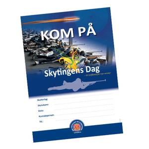 Bilde av Plakat Skytingens Dag.