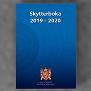Bilde av SKYTTERBOKA 2019-2020