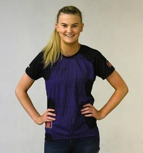 Bilde av Trimtex Women T-shirt lilla