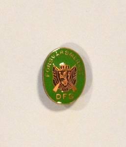 Bilde av Forsvarsmerket bronse emalje