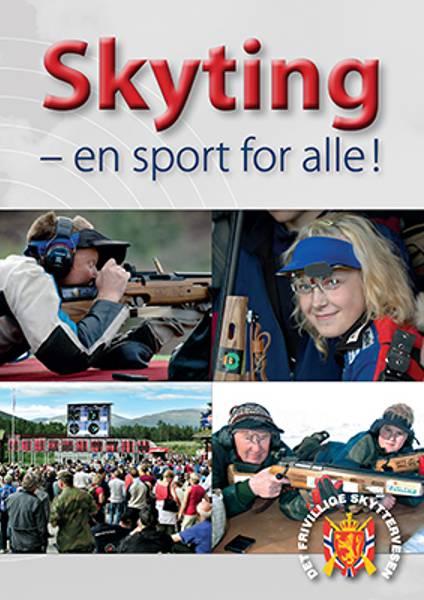 SKYTING, - EN SPORT FOR ALLE