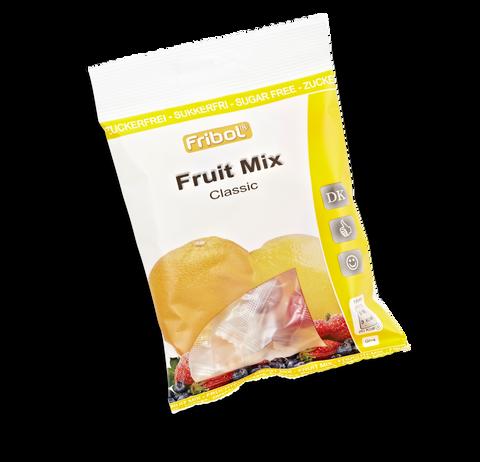 Bilde av Fribol sukkerfri drops fruktmix pose