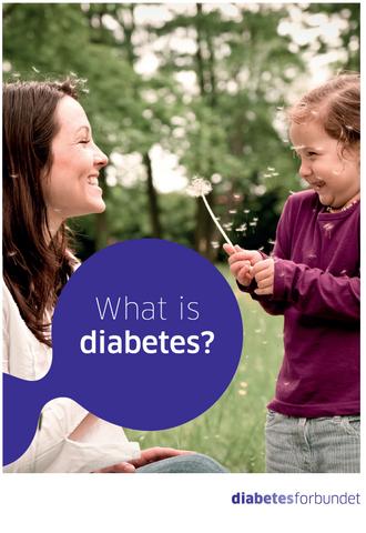 Bilde av What is diabetes
