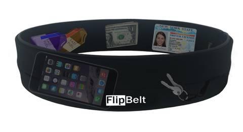 Bilde av FlipBelt Zipper svart