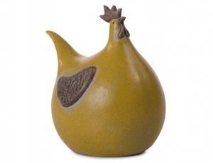 Bilde av Høne gul H18 cm