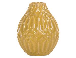 Bilde av Twix vase gul 9x11