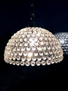 Bilde av Taklampe bling 27cm