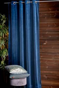 Bilde av Lava gardin blå 140x216