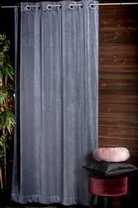 Bilde av Lava gardin grå 140x216