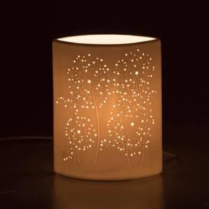 Bilde av Porselen bordlampe 18x23 cm