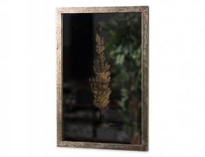 Bilde av Speil m/tredekor gull 40x60