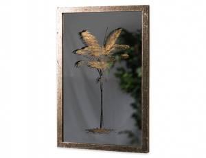 Bilde av Speil m/palmedekor gull 40x60