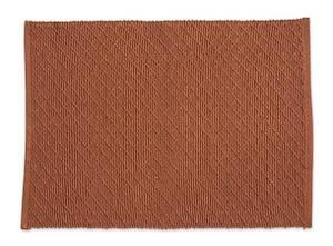 Bilde av Duved brun kuvertbrikke 33x45