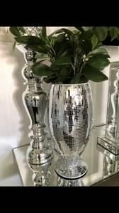 Bilde av India bling vase 33x12 cm