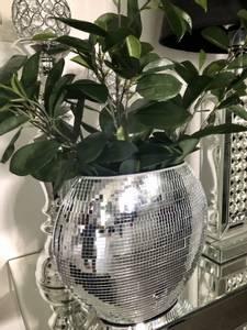 Bilde av India vase bling 25x30cm