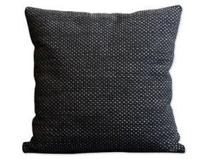 Bilde av Tuva svart putetrekk 45x45