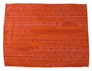 Bilde av Frode oransje kuvertbrikke 33x45