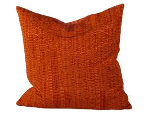 Bilde av Frode oransje putetrekk 45x45