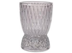 Bilde av Vase/lysglass klar 10,5x15