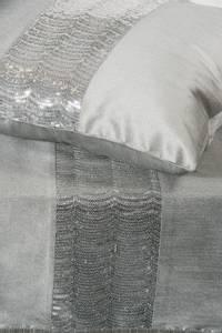 Bilde av Salsa sølv/grå 35x120 cm