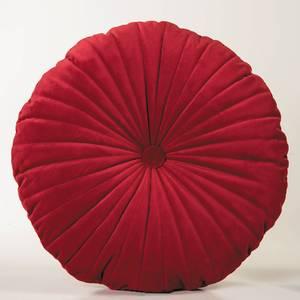 Bilde av Pute rund rød 40cm