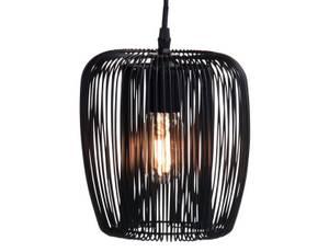 Bilde av LOM Taklampe svart 19,5x20,5