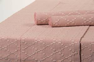 Bilde av Nora kuvertbrikke rosa 33x45 cm