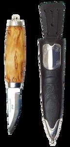 Bilde av Bunadsølv kniv