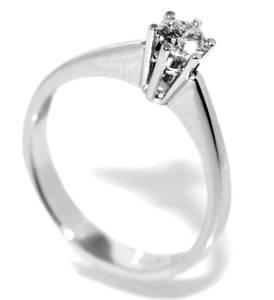 Bilde av Diamantring 0.30 tw.si