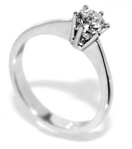 Bilde av Diamantring 0.40 tw.si