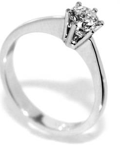 Bilde av Diamantring 0.50 tw.si