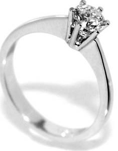 Bilde av Diamantring 0.70 carat