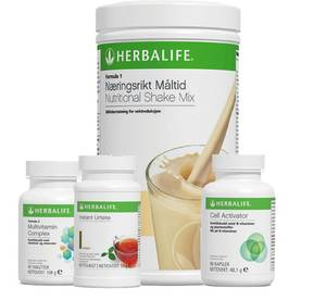 Bilde av Herbalife Kom i form pakke